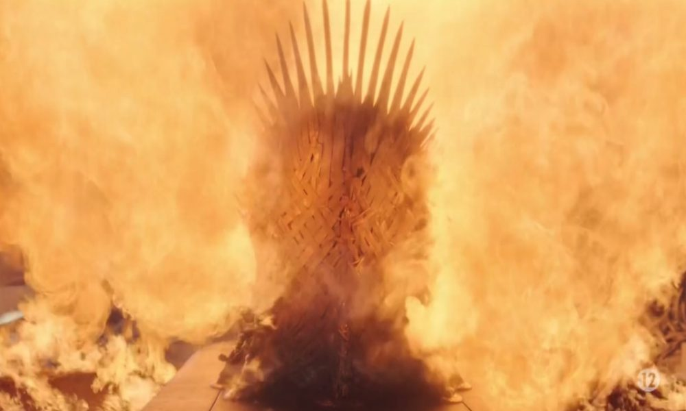 Game of Thrones | Recap 'The Iron Throne' (S08E06)
