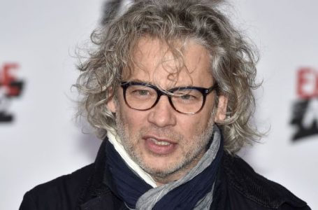 Mandatory Credit: Photo by HANNAH MCKAY/EPA/REX/Shutterstock (8524627k) Dexter Fletcher Empire Film Awards 2017, London, United Kingdom – 19 Mar 2017 British actor Dexter Fletcher arrives for the 2017 Three Empire Awards in London, Britain, 19 March 2017. British Empire magazine's annual awards ceremony recognizes outstanding achievement in the field of cinematography.